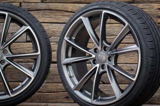 Audi A4 B8 8K 8K2 8K5 Sommerräder 20 Zoll MAM A5 RS Design ET30 Alufelgen Nexen