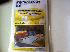 Pikestuff 541-0017 HO Scale Versatile Modular Loading Docks