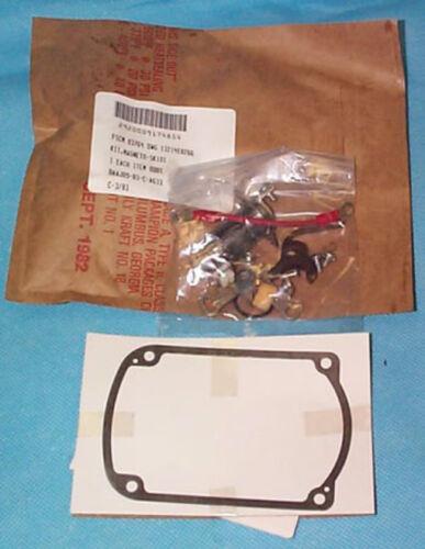 Fairbanks Morse!!! 2A042-4A084 Military Standard Engine Point /& Condesor Kit
