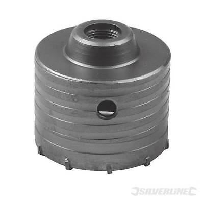 Silverline TCT Core Drill Bit, Sizes from 30 - 150mm You choose or Accessories