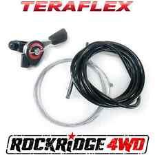 Teraflex Hand Throttle for Jeep Wrangler YJ TJ LJ & CJ 76-06 Constant Idle/Speed