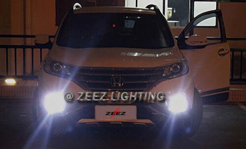 High Power LED Hi-Beam Daytime Running Light DRL COB Bulb Xenon White 9005 HB3#2