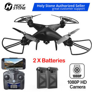 Holy Stone HS110D FPV RC Drones with Upgrade 1080p HD Video Camera RC Quadcopter