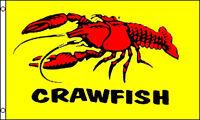 3x5 Ft Crawfish Craw Dad Festival 3' X 5' Flag Yf