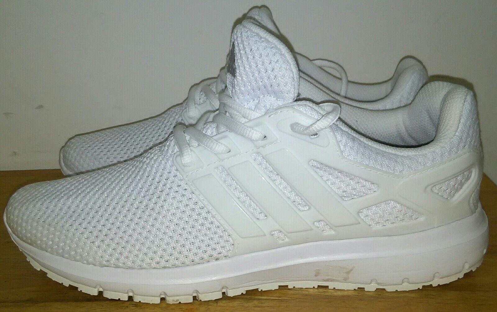 ADIDAS Energy Cloud Cloudfoam Men's Running shoes WTC WTC WTC BY2207 Triple White.Sz 9.5 1833d0