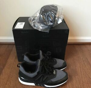 size 40 762ad abc21 Details about NEW BALANCE 574 SPORT X NEW ERA PACK 'Black Gum' MS574NE SIZE  10.5