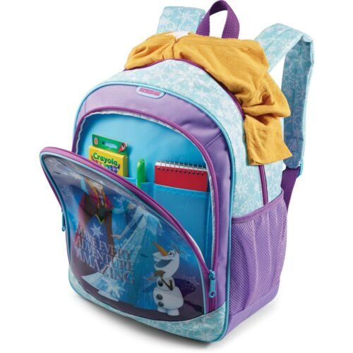Old Frozen American Tourister Disney Kids/' Backpack Size 8x5x14 inches LxWxH
