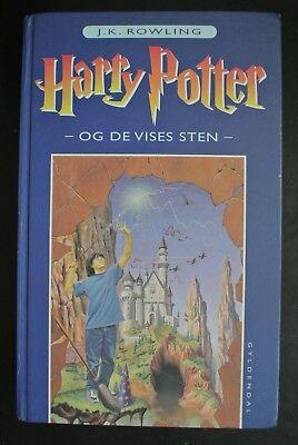brugte harry potter bøger