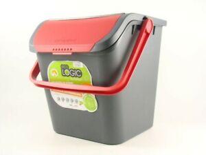 Dustbin-Eco-Red-28lt-EC28-8032532529171-Ecoplast-S-R-l-Home-Bri