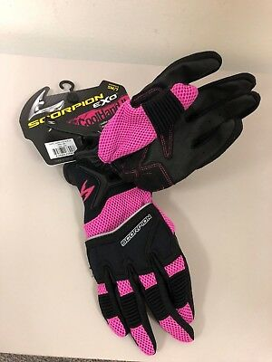 Scorpion EXO Coolhand Mens Street Bike Glove