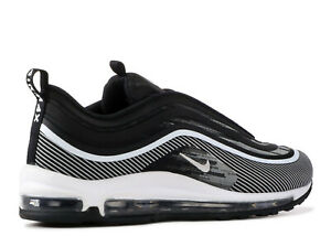 best sneakers 8d9d6 e48dd Image is loading Nike-Air-Max-97-UL-039-17-Black-