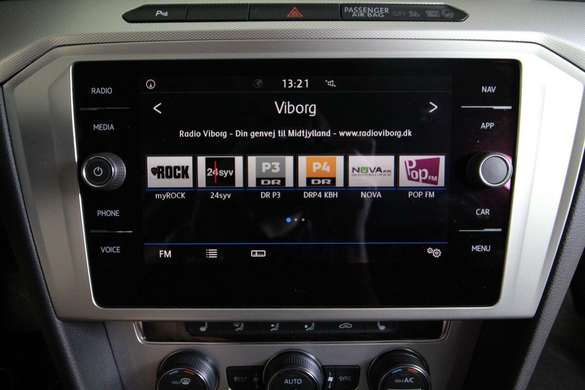 VW Passat 1,4 TSi 150 Comfort Prem. Vari DSG