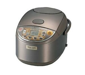 60Hz from JAPAN 120V NEW ZOJIRUSHI NS-ZCC10 Rice Cooker 1.0L 5.5Cups
