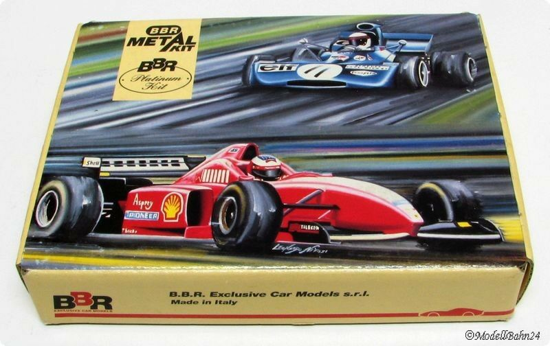 Modelkit BBR Ligier Mugen JS43 GP Australia 1 43
