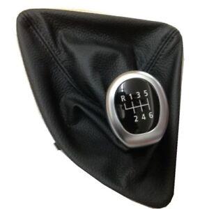original bmw 1er sport schaltknauf mit chromring lederbalg. Black Bedroom Furniture Sets. Home Design Ideas