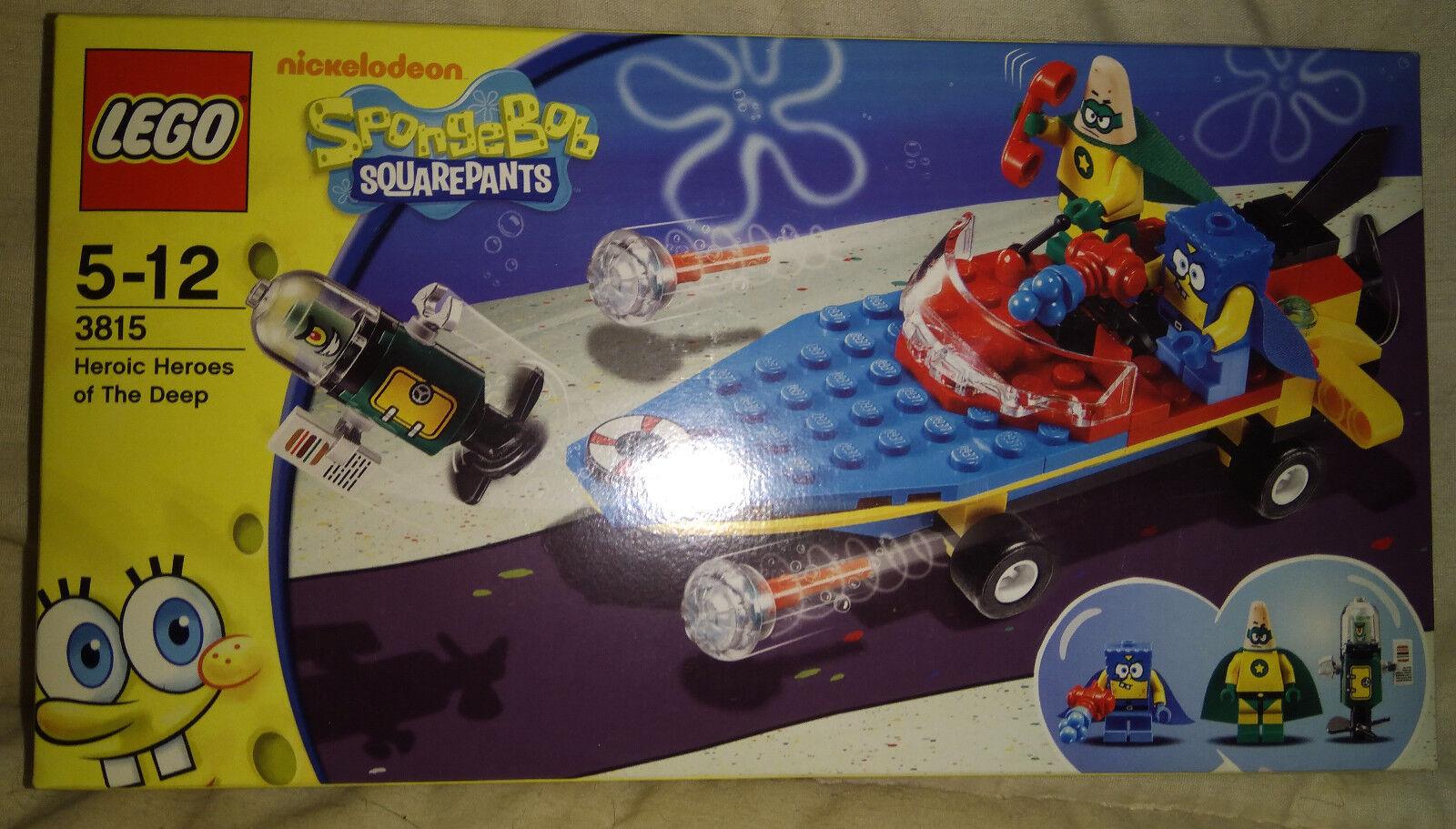 LEGO LEGO LEGO 3815 Bob l'éponge   Sponge Bob 70c504
