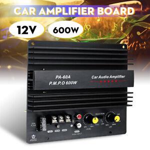 600W-Car-Audio-Power-Amplifier-Powerful-Bass-Speaker-Module-Board-Subwoofer-12V