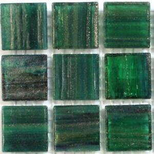 225-Gold-Green-Vitreous-Glass-Mosaic-20mm-Tiles-GA28