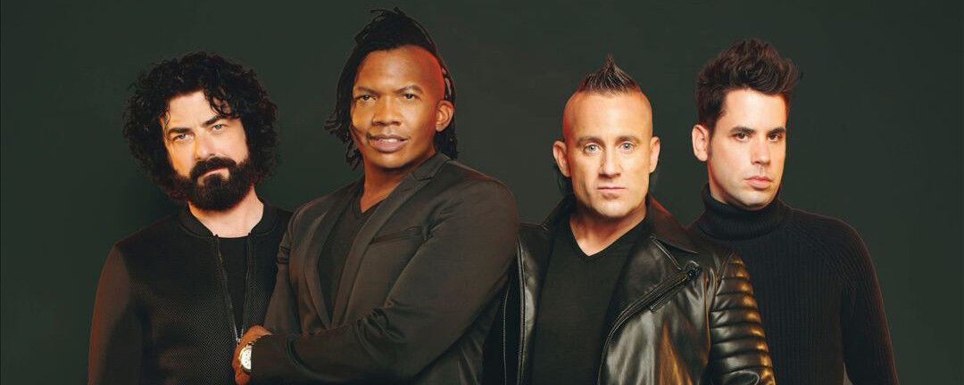 Newsboys and Michael W. Smith