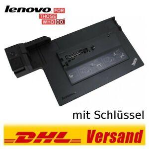 Lenovo-Dockingstation-4338-Mini-Dock-Plus-Series-3-USB-3-0-mit-Schluessel