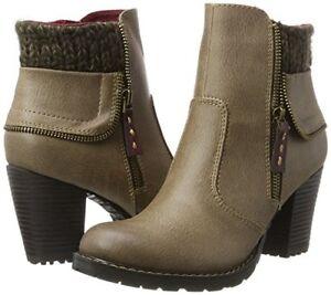 Boots cigar Womens Tamaris Uk 26336 Brown 42 8 Eu 7WanZnc