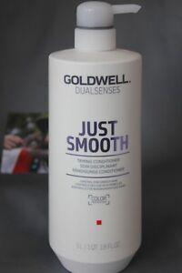 NEUF-GOLDWELL-dualsenses-Just-DOUX-bandigungs-Apres-Shampooing-1000-ml