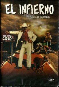 El-Infierno-DVD-NEW-Damian-Alcazar-Una-Pelicula-De-Luis-Estrada-BRAND-NEW