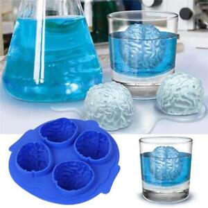 3D-cerveau-Forme-Ice-Cube-Mold-Maker-Bar-Party-Silicone-Plateau-Halloween-Moule-QK