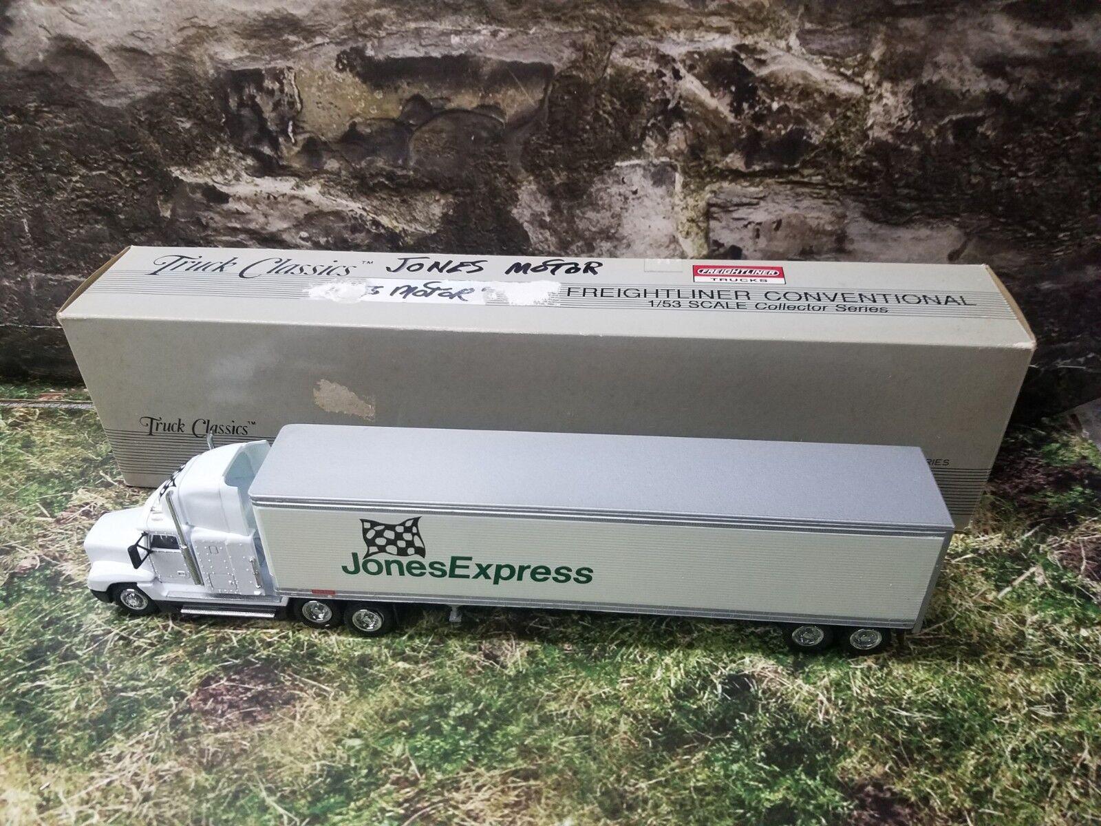 LE Tonkin Jones Motor Freightliner Tractor Trailer  1/53 O Scale
