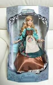 Authentic-Disney-Store-Limited-Cinderella-70th-Anniversary-Doll-Japan-NEW-FedEx