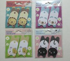 Sticker Notes Cute Kawaii Cartoon Animals Adhesive Post It Check Pad Bookmark 4