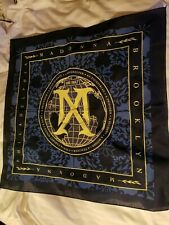 Madonna Madame X Tour Brooklyn / Philadelphia 2019 Bandana EXCLUSIVE