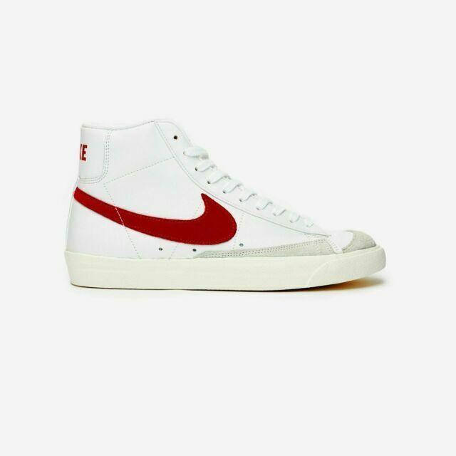 Size 11 - Nike Blazer Mid 77 Brick Red for sale online | eBay