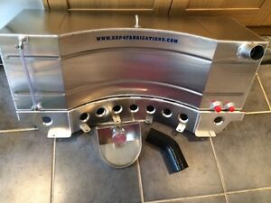 12-Gallon-Ford-Escort-Mk1-2-Alloy-Injection-Fuel-Tank-kit-Alloy-Stand-Rally-Race