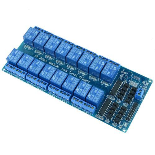 5V 16-channel relay board modulo attivo basso-Raspberry Pi Arduino