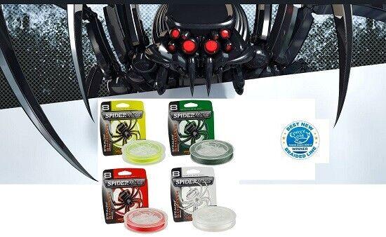 20,0kg Translucent Stealth Smooth 8 0,20mm 300m SpiderWire 10€//100m
