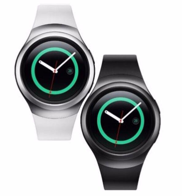 Samsung Galaxy Gear S2 SM-R730V Verizon 44mm Smartwatch Black or White