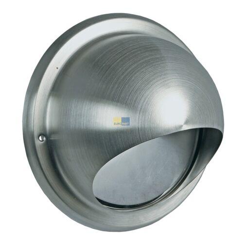 Cappa di scarico aussenhaube 100mm acciaio inossidabile rotonda becco insetti cappa filo