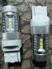 80w-max Cree XP-G 7440 T20 LED Reverse Back Up Light Bulbs