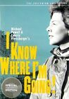 I Know Where I'm Going 0037429154427 With John Laurie DVD Region 1