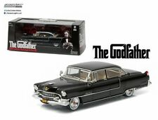 GREENLIGHT 1:43 HOLLYWOOD THE GODFATHER 1955 CADILLAC FLEETWOOD SERIES 60 86492