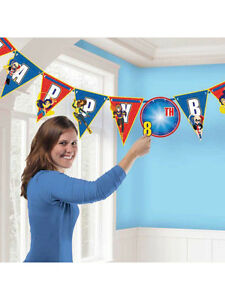 Image Is Loading Batgirl Supergirl Party Decoration 10ft Add An Age