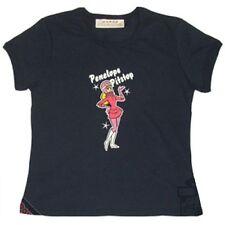 Penelope Pitstop Pose Ladies Skinny T-Shirt