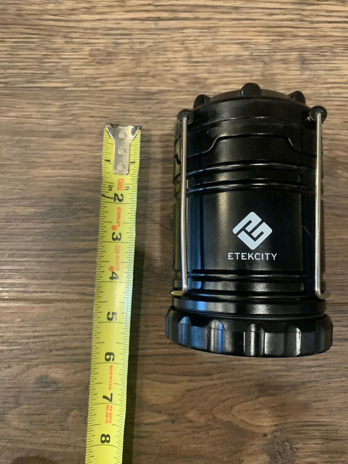4 Count for sale online Etekcity CL10 Portable Outdoor LED Camping Lantern with 12 AA Batteries