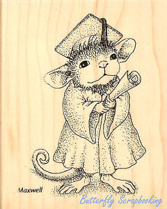 how to use new house mouse stamps