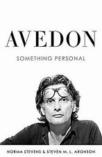 Avedon : Something Personal by Norma Stevens and Steven M. L. Aronson (2017, Hardcover)
