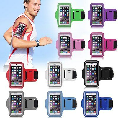 Gym Sport Outdoor Running Jogging Armband Case Cover For Sony Xperia Z4 Z3 Z2 Z1
