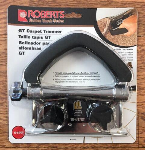 Roberts 10-617GT Carpet Wall Trimmer