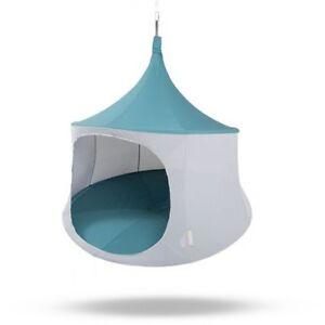 Treepod 6 Ft Cabana Pod Hanging Tent Day Bed Lounge