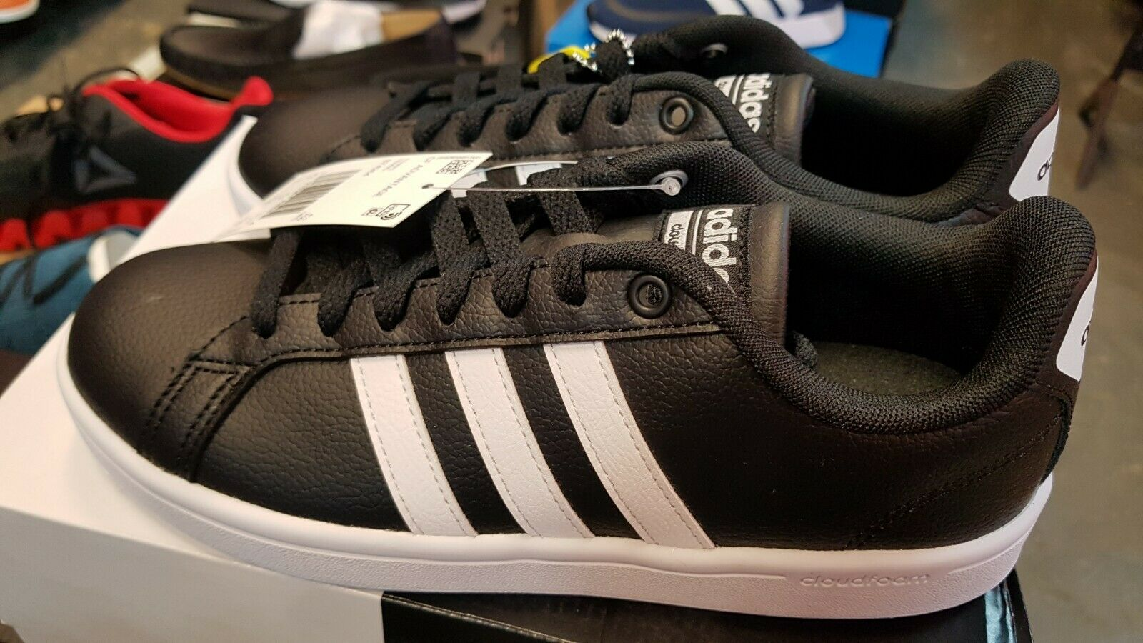 buy popular 675f8 a6ced Adidas CF ADVANTAGE SNEAKER - MEN S, Size 5.5 US, New